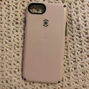 Accessories - Speck iPhone case (light pink)